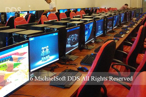 Neptune Cyber Cafe Sunway - DDS Diskless Network Management