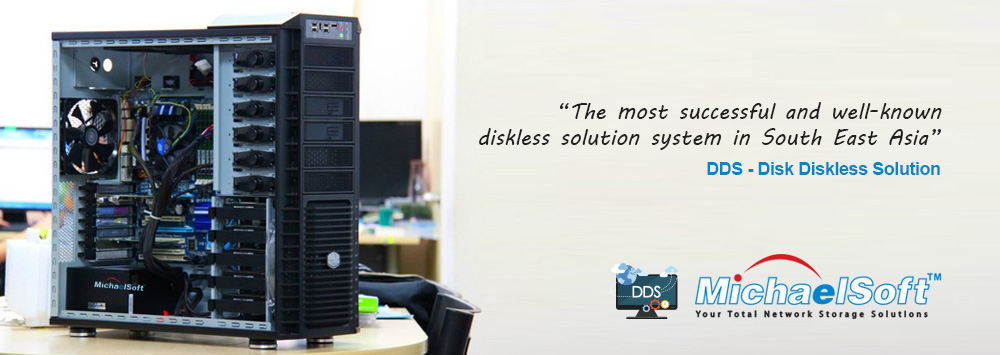 DDS Diskless Network Management Solution!