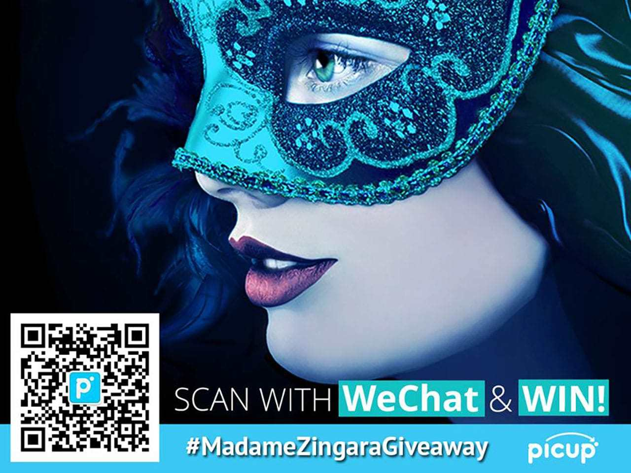 WeChat OA - Official Account - Building WeChat Followers - WeChat Campaign