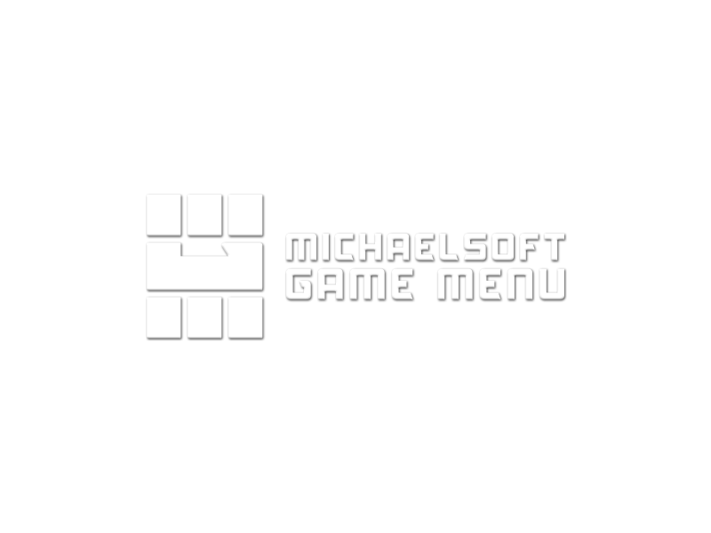 MichaelSoft Game Menu (MGM)