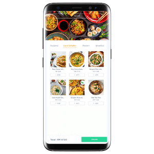 michaelsoft-wechat-food-ordering